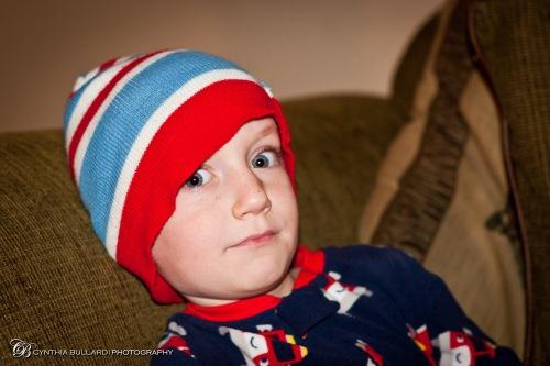 Walker's hat